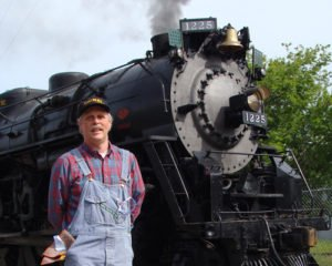 railroad workshop