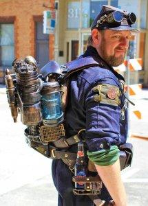 Steampunk Maker Faire
